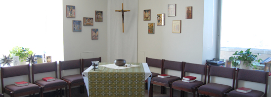 Synod office chapel